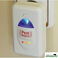 Pest Reject - Aparat universal impotriva gandacilor, soarecilor, sobolanilor si rozatoarelor
