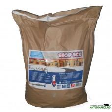 STOP ICE - Produs biodegradabil pentru prevenire/combatere gheata 25 kg