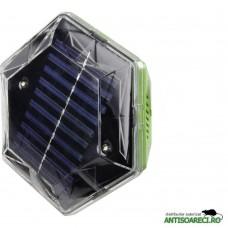 Aparat mobil cu alimentare solara impotriva pasarilor