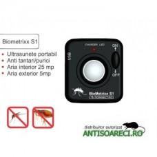 Aparat cu ultrasunete anti tantari - Biometrixx S1