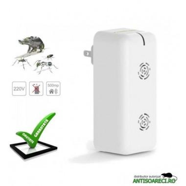 Aparat impotriva furnicilor, a insectelor taratoare si zburatoare - Radarcan R200