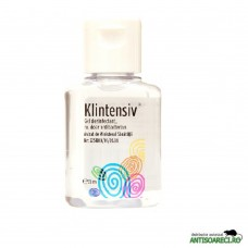 Klintensiv Mini Dezinfectant gel de maini 28 ml
