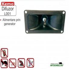 Boxe piezo - Kemo L001