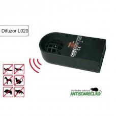 Difuzor suplimentar cu ultrasunete - Kemo L020
