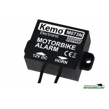 Alarma pentru motocicleta - Kemo M073N