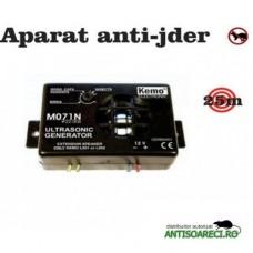 Aparat anti jder auto - Kemo M071N