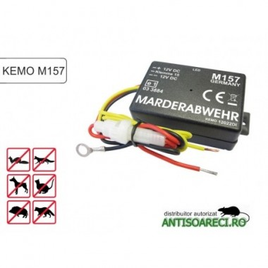 Aparat cu ultrasunete anti jderi - Kemo M157