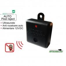 Aparat cu ultrasunete pentru autoturism - Auto Pest Reject