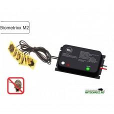 Generator cu ultrasunete impotriva rozatoarelor - Biometrixx M2
