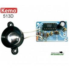 Generator ultrasunete impotriva rozatoarelor - Kemo 513D