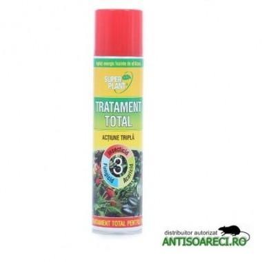 Spray Insecticid Tratament Total pentru plante Super Plant 250 ml