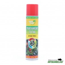 Spray Insecticid Tratament Total pentru plante Super Plant 500 ml