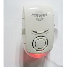 Aparat cu ultrasunete si unde electromagnetice anti insecte - Pestmaster ZN1002