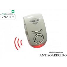 Aparat cu ultrasunete si unde electromagnetice anti rozatoare - Pestmaster ZN1002