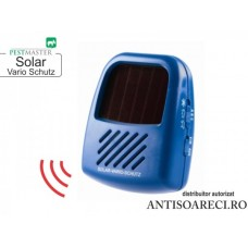Aparat solar cu ultrasunete impotriva rozatoarelor si insectelor taratoare - Vario Solar Blister