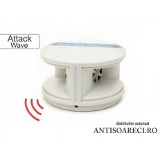 Aparat cu ultrasunete impotriva rozatoarelor - Attack Wave PestReppeler