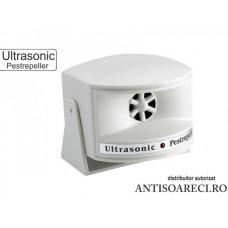 Aparat cu ultrasunete impotriva rozatoarelor si gandacilor - Ultrasonic pestrepeller