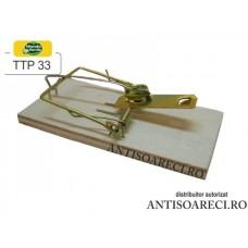 Capcana mecanica pentru soareci Basic Trap - TTP33