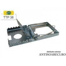 Capcana mecanica pentru soareci Metal Trap Miny  - TTP 38