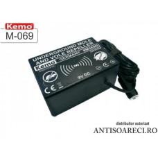 Aparat cu vibratii impotriva cartitelor - Kemo M069N