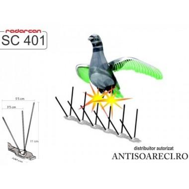 Kit anti-porumbei