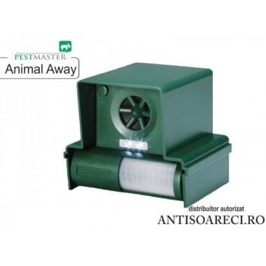 Aparat cu ultrasunete impotriva pasarilor - Animal Away Plus