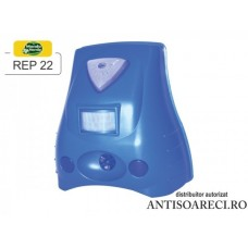 Aparat cu ultrasunete si lampa stroboscopica impotriva pasarilor - REP 22