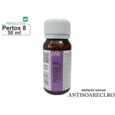 Insecticid universal impotriva mustelor, tantarilor, gandacilor, etc. - Pertox 8 50ml
