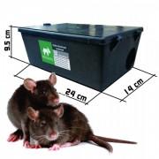 Statie de intoxicare anti rozatoare - Pestmaster LMC