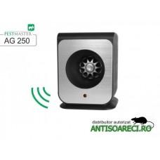 Aparat cu ultrasunete impotriva rozatoarelor si insectelor taratoare - Pestmaster AG250