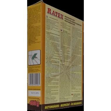 Momeala rodenticida Ratex Pasta 400gr
