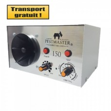 Aparat cu ultrasunete anti rozatoare, pasari si insecte - Pestmaster I50