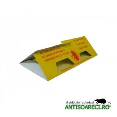 Placi adezive cu lipici impotriva gandacilor - 5Traps